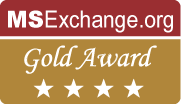 2013 MSExchange - Gold Award