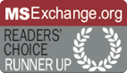 2012 Best Exchange Migration Product - Readers' Choice Awards Silver medal